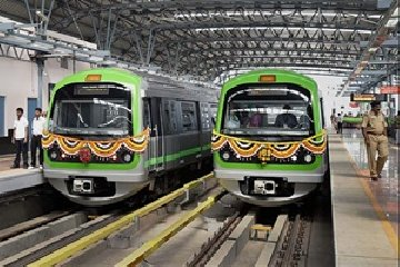 rs 16 000 cr hyderabad metro project delayed by 18 months rs 3 000 cr cost overrun