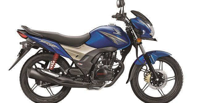 honda launches its 125cc cb shine sp