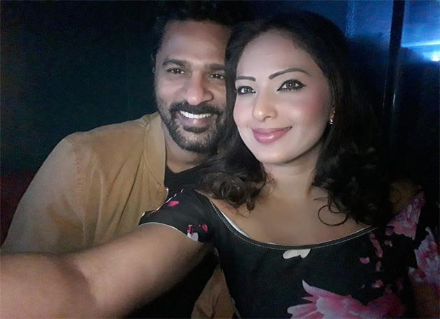 nikesha patel about marriage with prabhu deva