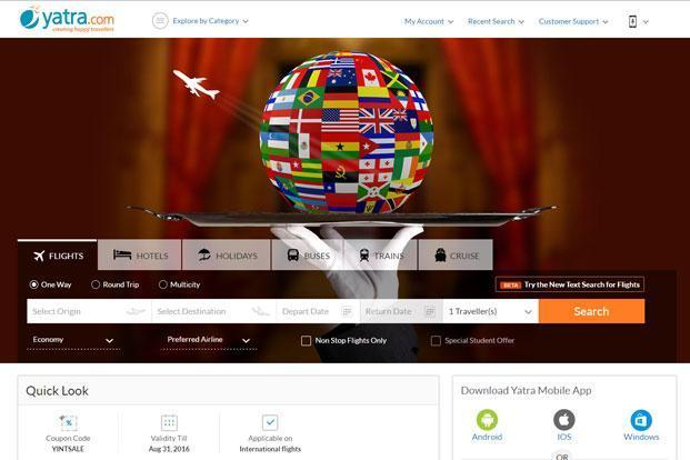 terrapin 3 acquisition to buy yatra online in 218 million deal