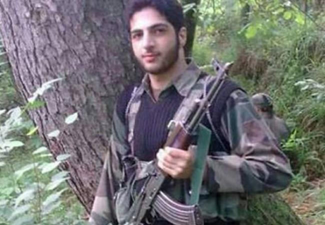 burhan wani started crying when he saw his end coming shocking details of army encounter