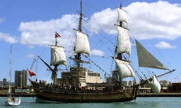 wreckage of captain james cook s ship endeavour found researchers say