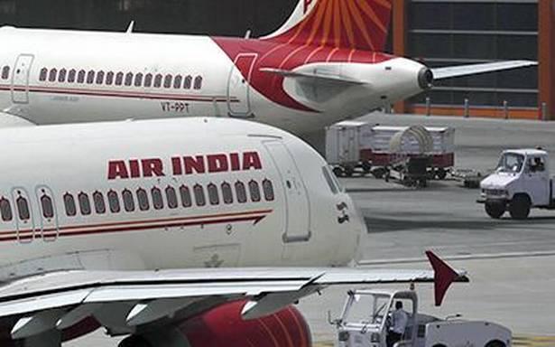 air hostess falls from aircraft at mumbai airport
