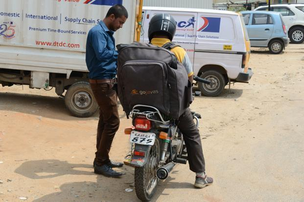 courier service pigeon express in talks to acquire gojavas