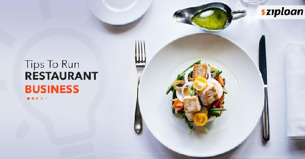 5 tips to run restaurant business successfully