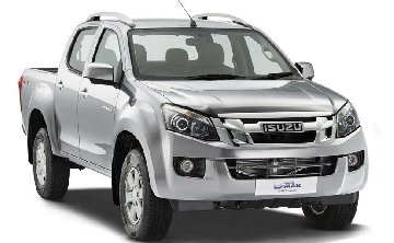isuzu d max v cross launched at rs 12 49 lakh news