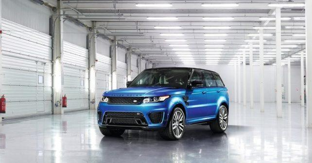 range rover sport svr now in india