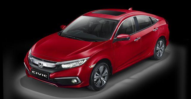 honda to commence pre launch bookings of the 2019 civic from 15th february