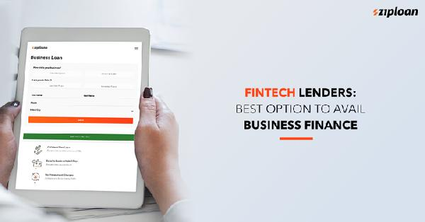 why fintech lenders are becoming hot choice for business loans