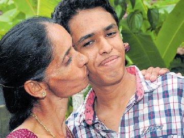 bhadravathi boy scores 625 625