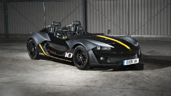 zenos e10 r unveiled with 350 bhp