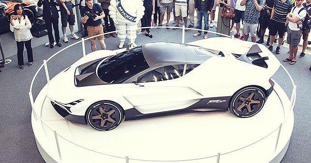 vazirani shul concept revealed as india s first hypercar