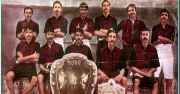 remember this date in 1911 when mohun bagan beat a british football team to become national icons