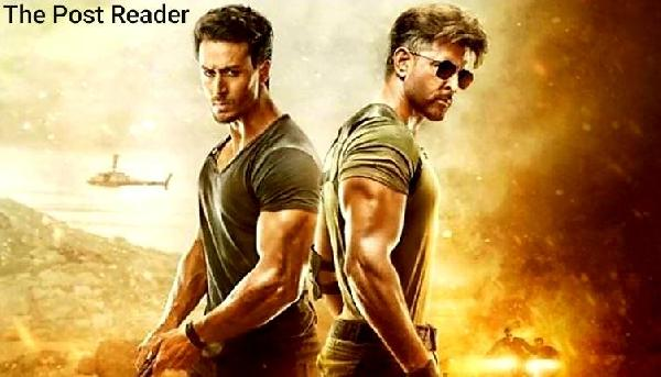 war box office collection day 1 hrithik roshan and tiger shroff
