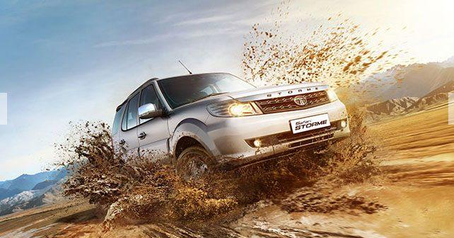 tata safari storme varicor 400 launch around the corner