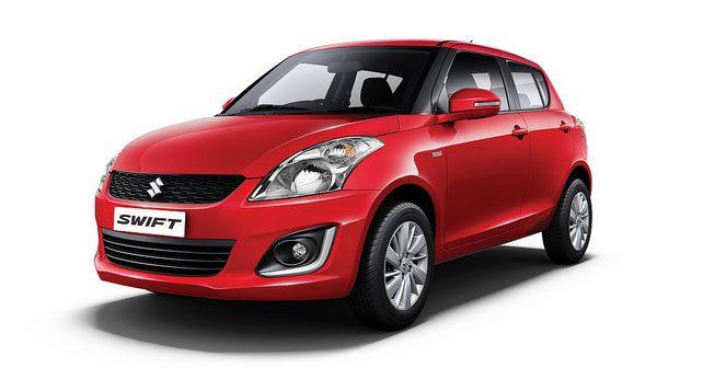 maruti swift and swift dzire get abs and airbags across variants