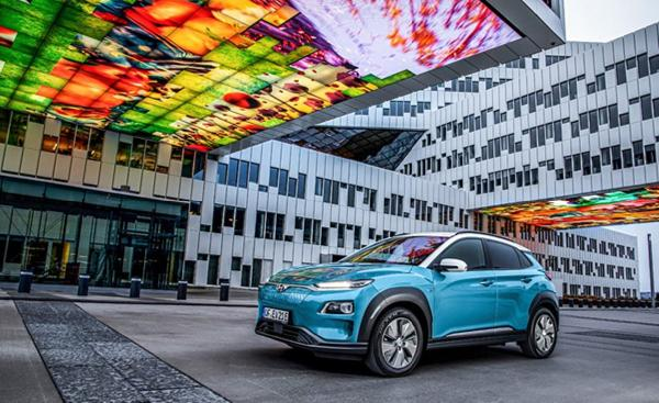 hyundai kona electric suv review autox