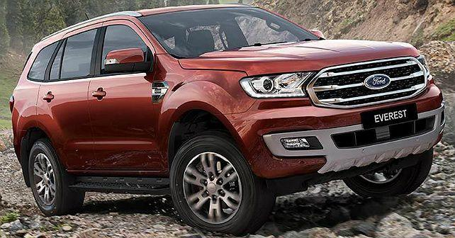 ford endeavour facelift may get new diesel engine
