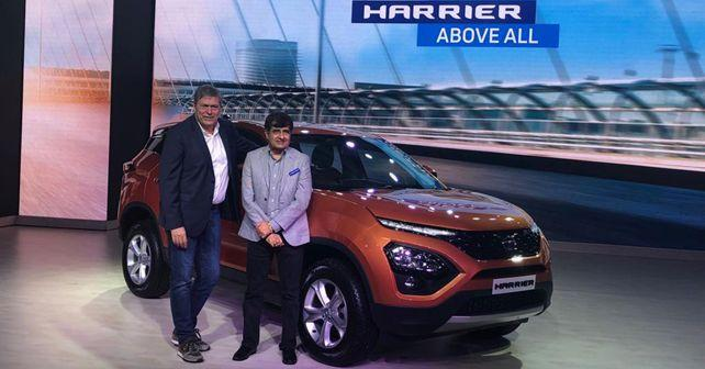 tata harrier launched in india at 12 69 lakh