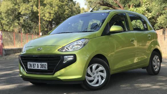 hyundai santro review first drive autox