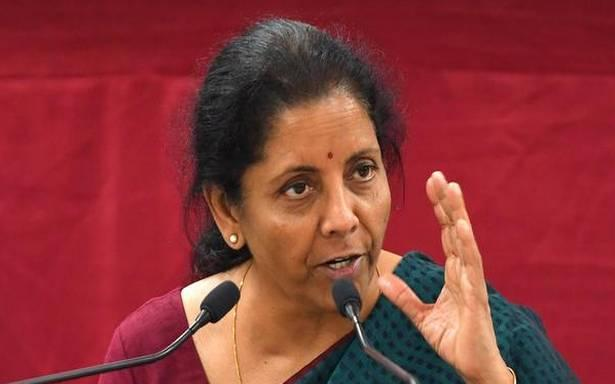 nirmala sitharaman ranked 34th in the world s most powerful women list forbes