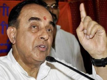 rajya sabha to introduce swamy hour for mps to outrage and fight over subramanian swamy s comments