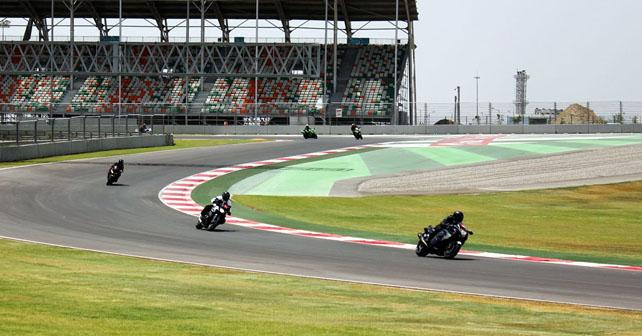 buddh international circuit to host open track day on february 22