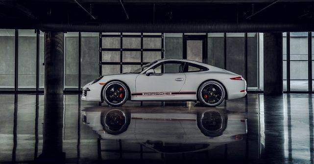 porsche takes covers off its limited edition 911 gts rennsport reunion edition