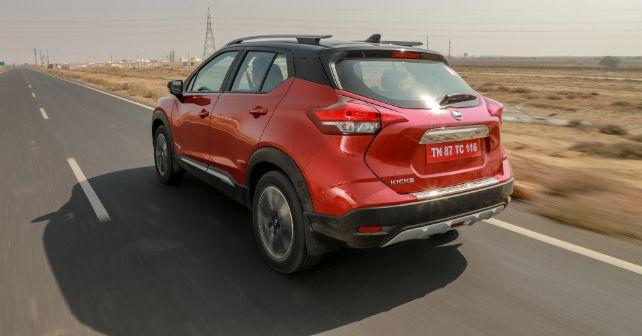 nissan kicks launched in india at 9 55 lakh