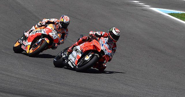 motogp 2018 end of pedrosa and honda chapter lorenzo s shock move to team up with marquez and more about the silly season