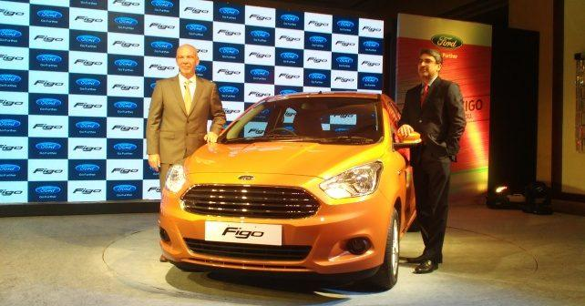 new ford figo launched at rs 4 29 lakh