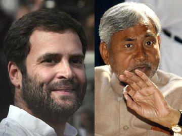 rahul gandhi as up cm is prashant kishor helping nitish s pm aspirations firstpost