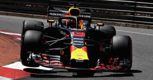 f1 2018 daniel ricciard obliterates monaco grand prix qualifying record to take pole