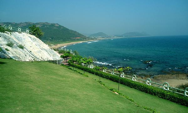 visakhapatnam between beaches and hills