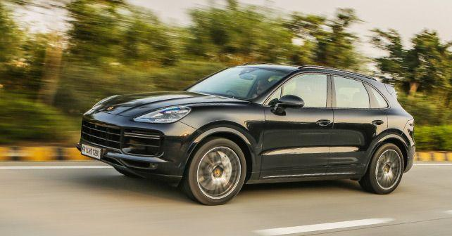 2018 porsche cayenne turbo review first drive