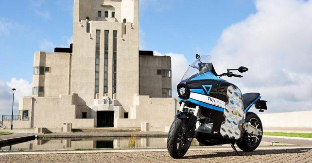 an electric bike will ride around the world covering 40 000kms in 80 days