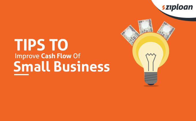 how to improve cash flow of small business cash flow statement