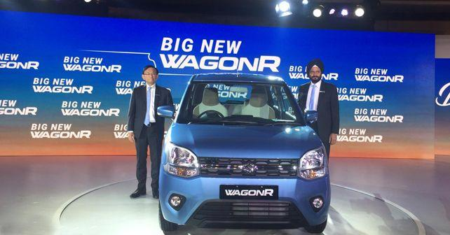 2019 maruti suzuki wagonr launched in india at 4 19 lakh