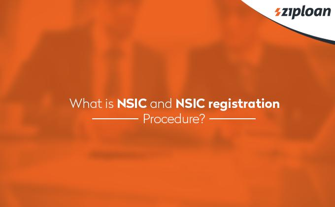 what is nsic and nsic registration procedure msme registration