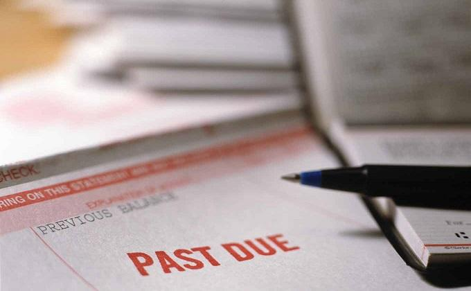 how can late payment of dues affect cibil report