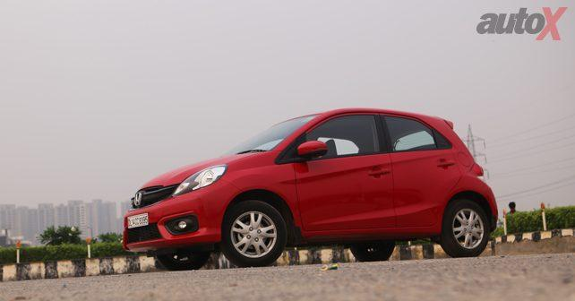 honda brio discontinued from the indian market