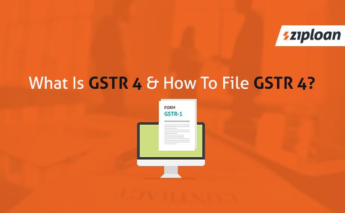 what is gstr 4 and how to file gstr 4 gstr 4 online filing